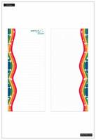 MAMBI - CLASSIC, Half Sheet, Rainbow Vibes, Sivusetti
