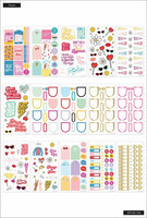 MAMBI - Happy Planner, Girl Power, Tarrasetti, 30arkkia