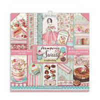Stamperia - Sweety, Paper Pack 8