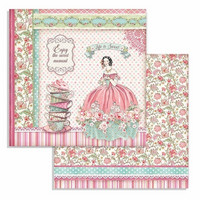 Stamperia - Sweety, Paper Pack 12