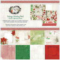 49 And Market - Vintage Artistry Noel, Collection Pack 12