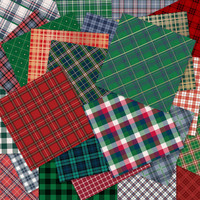Craft Smith - Christmas Plaids 12