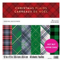 Craft Smith - Christmas Plaids 12
