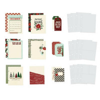 Simple Stories - 6X8 SN@P! Holiday Binder  6