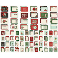 Simple Stories - Sn@p! Card Pack Jingle All The Way, 72 osaa