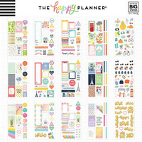 MAMBI - Happy Planner, Color Story, Tarrasetti, 30arkkia