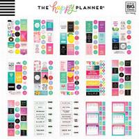 MAMBI - Happy Planner, Sassy Plans, Tarrasetti, 30arkkia