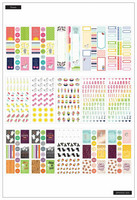 MAMBI - Happy Planner, Mega Value Pack Stickers All in a Season, Tarrasetti, 100arkkia