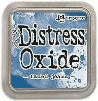 Tim Holtz - Distress Oxide Ink, Leimamustetyyny, Faded Jeans