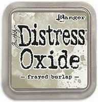 Tim Holtz - Distress Oxide Ink, Leimamustetyyny, Frayed Burlap