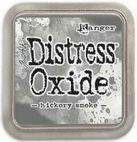 Tim Holtz - Distress Oxide Ink, Leimamustetyyny, Hickory Smoke