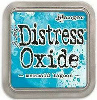 Tim Holtz - Distress Oxide Ink, Leimamustetyyny, Mermaid Lagoon