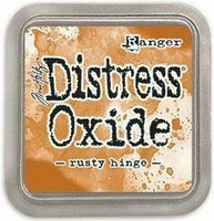 Tim Holtz - Distress Oxide Ink, Leimamustetyyny, Rusty Hinge