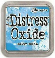 Tim Holtz - Distress Oxide Ink, Leimamustetyyny, Salty Ocean