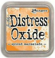 Tim Holtz - Distress Oxide Ink, Leimamustetyyny, Spiced Marmalade