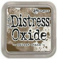 Tim Holtz - Distress Oxide Ink, Leimamustetyyny, Walnut Stain