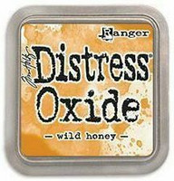 Tim Holtz - Distress Oxide Ink, Leimamustetyyny, Wild Honey