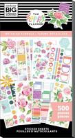MAMBI - Happy Planner, Details Florals, Tarrasetti, 30arkkia