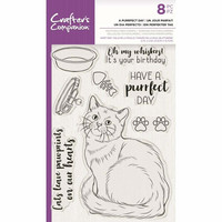 Crafter's Companion - A Purrfect Day, Leimasetti