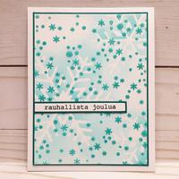 Korttipaja.fi - Joulutekstejä, Leimasinsetti