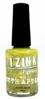 Aladine - Seth Apter IZINK Pigment Ink, Olive Drab, 11,5ml