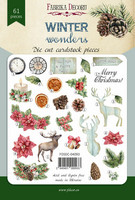 Fabrika Decoru - Winter Wonders, Leikekuvat, 61 osaa