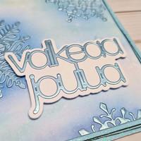 Korttipaja.fi - Valkeaa joulua, Stanssi