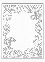 My Favorite Things - Lots of Leaves Cover-Up Die-namics, Stanssi