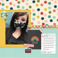 Simple Stories - Quarantined, Collection Kit 12