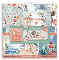Stamperia - Gratitude, Paper Pack 8