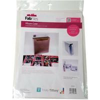 Totally-Tiffany - Fab File Album Case, Säilytyslaatikko