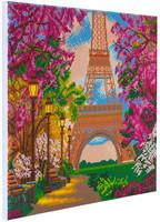 Craft Buddy - Paris in Spring (K)(P), Timanttimaalaus, 50x40cm