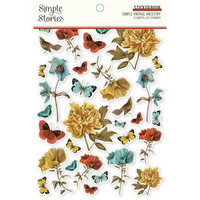 Simple Stories - Simple Vintage Ancestry, Tarrasetti, 12 arkkia