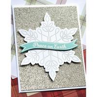 Birch Press Designs - Pinpoint Snowflake, Stanssi