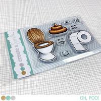 Create A Smile - Oh, poo!, Leimasetti