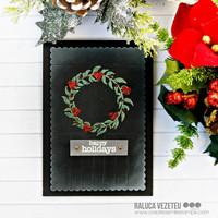 Create A Smile - Magical Christmastime, Leimasetti