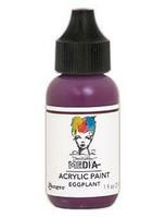 Dina Wakley Media - Acrylic Paint, Eggplant, 29ml