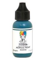 Dina Wakley Media - Acrylic Paint, Marine, 29ml
