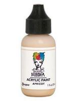 Dina Wakley Media - Acrylic Paint, Apricot, 29ml