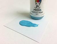 Dina Wakley Media - Acrylic Paint, Sky, 29ml