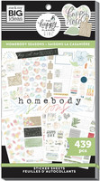 MAMBI - Happy Planner, Homebody Seasonal, Tarrasetti, 30arkkia