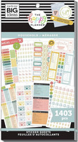 MAMBI - Happy Planner, Daily Chores, Tarrasetti, 30arkkia