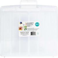 WeR - Washi Translucent Plastic Storage, Säilytyslaatikko