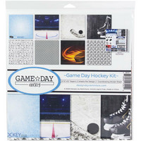Reminisce - Game Day Hockey, Collection Pack 12