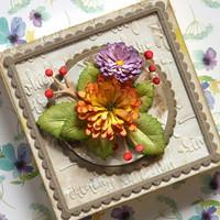 Elizabeth Craft Design - Berry Branch, Stanssi