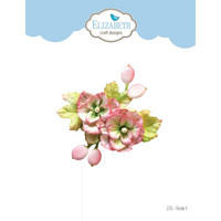 Elizabeth Craft Design - Florals 4, Stanssisetti