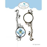 Elizabeth Craft Design - Elegant Ornament, Stanssi