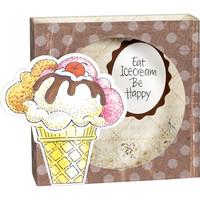 Stampendous - Pop Ice Cream, Leimasetti