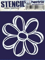 Paper Artsy - Mini Mask 002, Maski