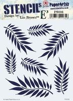 Paper Artsy - Stencil 006, Sapluuna